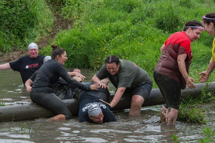 Muuk adventures Hen do, muuk adventures mud run, team building