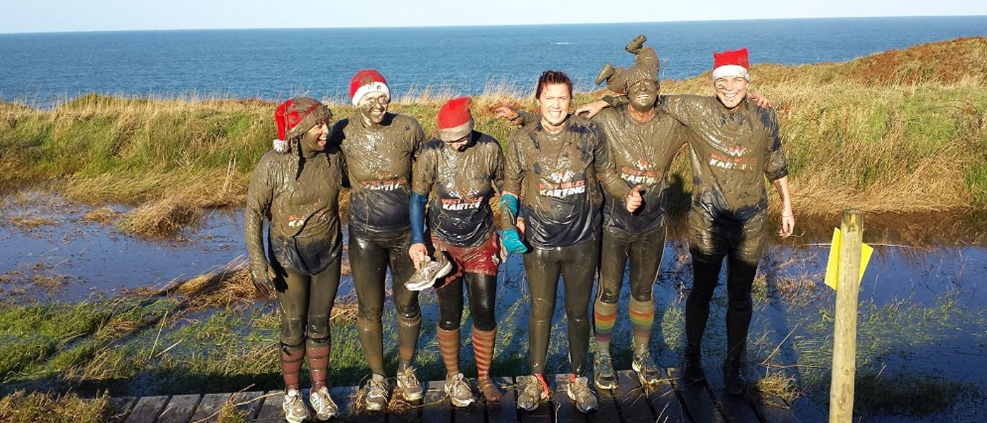 Christmas Mud Run