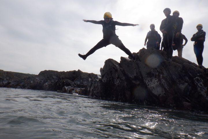 coasteering 2