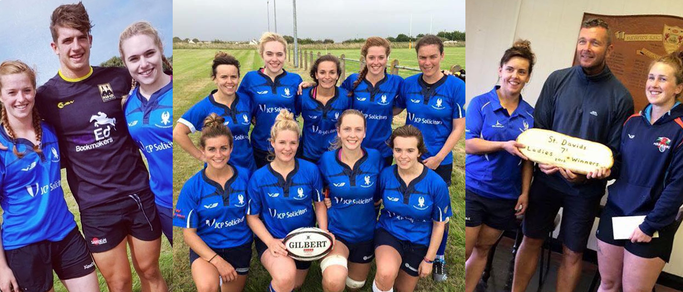 St Davids Womens Rugby 7s