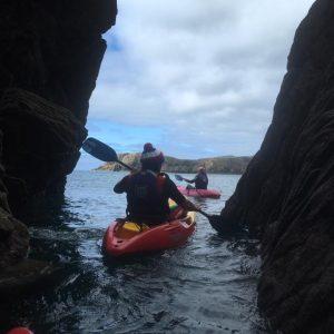 kayaking wales, kayaking st davids, kayaking pembrokeshire, kayaking abereiddy, kayaking adventure, adventure activities, blue lagoon, Kayaking blue lagoon
