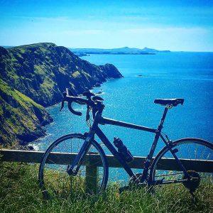 muuk adventures cycling, tour de shane sportive, biking holidays, Pembrokeshire coast