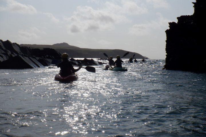 muuk-adventures location, muuk-adventures kayaking, kayaking st davids, kayaking pembrokeshire, kayaking blue lagoon, kayaking abereiddy